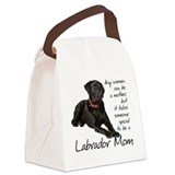 Black lab Lunch Sacks