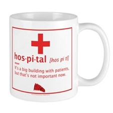 Hospital Mug