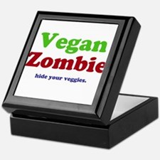 Vegan Zombie Keepsake Box