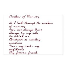 Window of Memory Postcards (Package of 8)