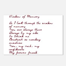 Window of Memory Postcards (Package of 8)