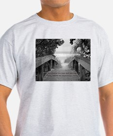 Kahlil Gibran Quote T-Shirt