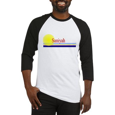 Saniyah Baseball Jersey