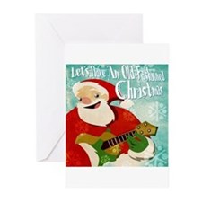 Ukulele Christmas Cards (blank inside, Pk of 20)