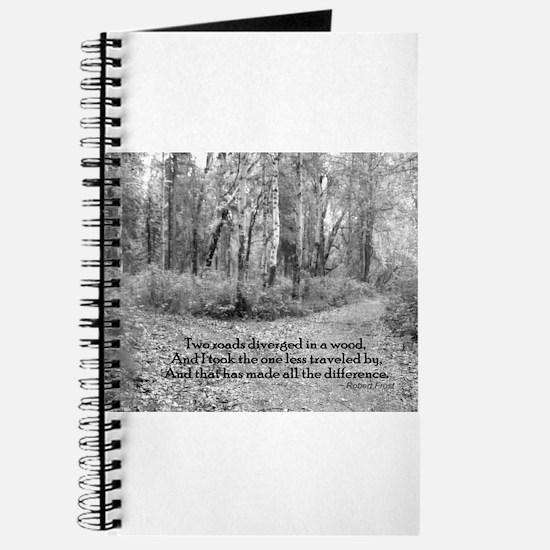 Robert Frost Journal