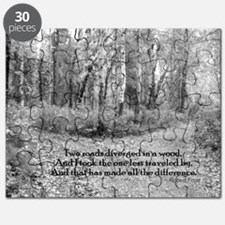 Robert Frost Puzzle