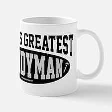 Worlds Greatest Handyman Mug