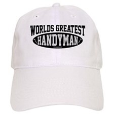 Worlds Greatest Handyman Baseball Cap