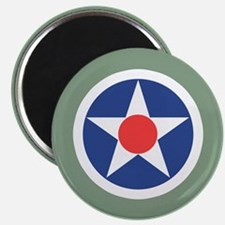 Vintage USA Insignia Magnet
