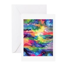 Cosmos P Greeting Cards (Pk of 20)