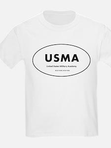 USMA Oval T-Shirt