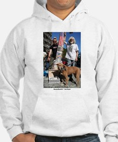 MosaicManNYC Who Gives A Buck? Hoodie