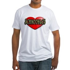 LOVE SCHNOODLES- GOLD copy.png Shirt