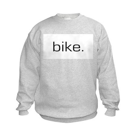 Bike Kids Sweatshirt