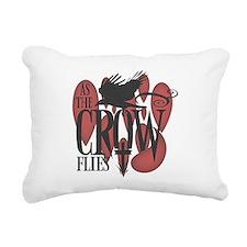 crow-darks.png Rectangular Canvas Pillow