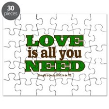 LOVE IS ALL YOU NEED Puzzle