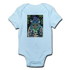 owl 1 Infant Bodysuit