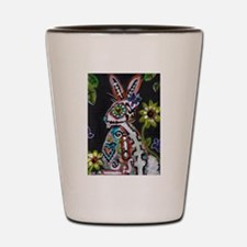 bunny Shot Glass