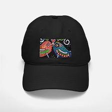 lovebirds Baseball Hat