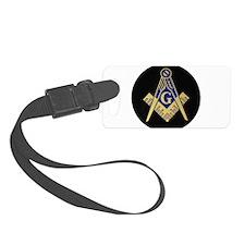 Simply Masonic Luggage Tag