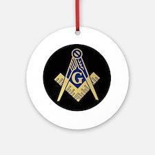 Simply Masonic Ornament (Round)