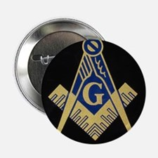 """Simply Masonic 2.25"""" Button (10 pack)"""