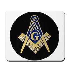 Simply Masonic Mousepad