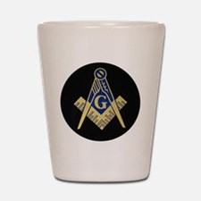 Simply Masonic Shot Glass