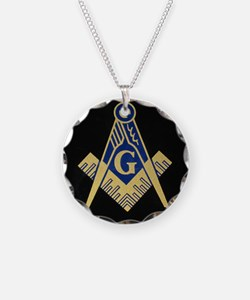 Simply Masonic Necklace