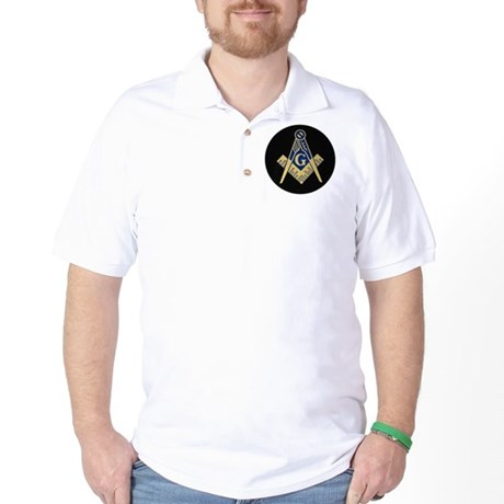 Simply Masonic Golf Shirt