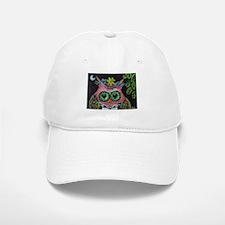 pink owl Baseball Baseball Cap