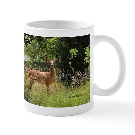 Beautiful doe Mug