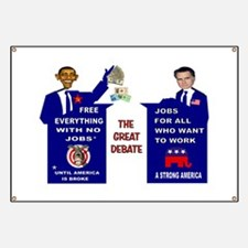 GREAT DEBATE Banner