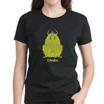 Cthulhu God Women's Dark T-Shirt