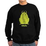 Cthulhu God Sweatshirt (dark)