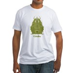 Cthulhu God Fitted T-Shirt
