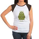 Cthulhu God Women's Cap Sleeve T-Shirt