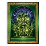 Cthulhu God Small Poster