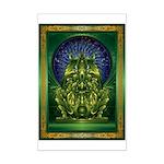 Cthulhu God Mini Poster Print