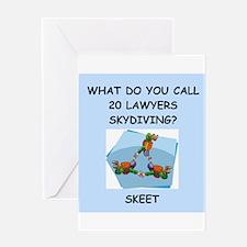 SKEET.png Greeting Card
