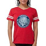 journeycircle_blue.png Womens Football Shirt