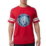 journeycircle_blue.png Mens Football Shirt