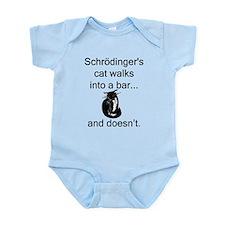 Schrödinger's Cat Infant Bodysuit