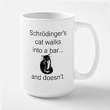 Schrödinger's Cat Large Mug