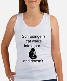Schrödinger's Cat Women's Tank Top
