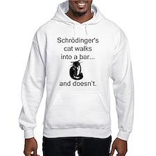 Schrödinger's Cat Jumper Hoody