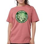 journeycircle_green.pn Womens Comfort Colors Shirt
