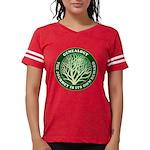 journeycircle_green.png Womens Football Shirt