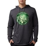 journeycircle_green.png Mens Hooded Shirt
