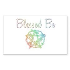Blessed be Bumper Stickers